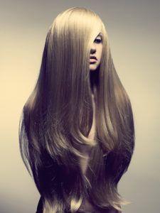 длинные волосы правильно мыть