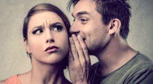женщины не любят ушами