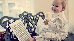 моцарт и дети