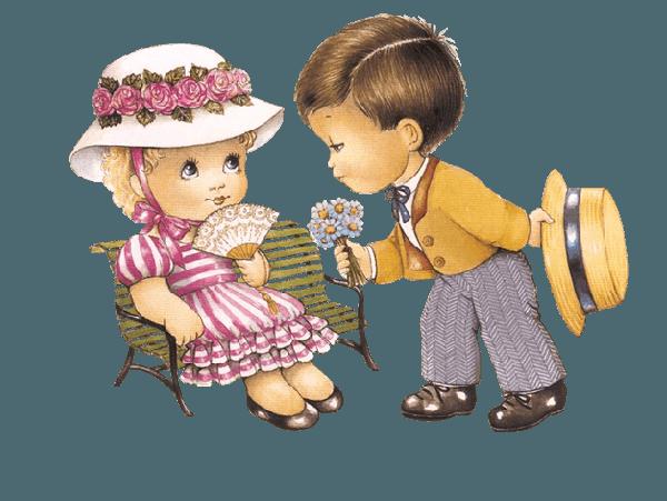 этикет и дети