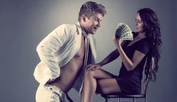 на сайте знакомств девушка просит денег