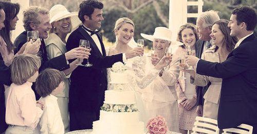 Свадебные поздравления и тосты