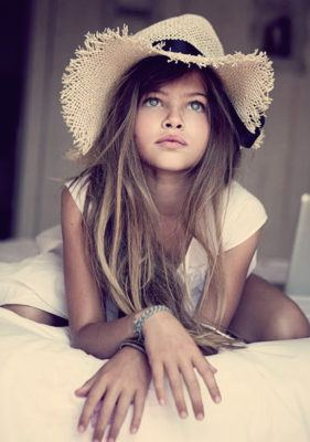 тилан блондо модель