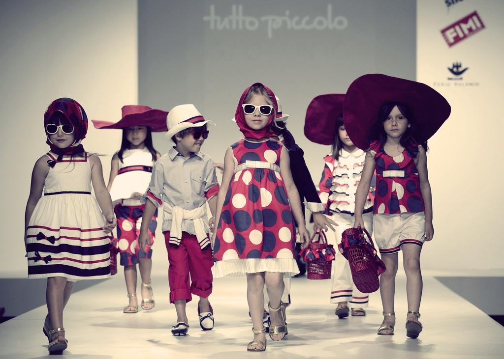 Модные названия детских