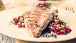 белковая диета на куриной грудке