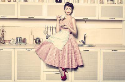 идеальная домохозяйка