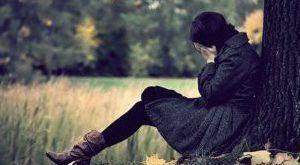 у молодой женщины осенняя депрессия