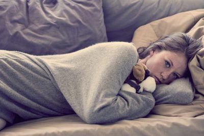 депрессивный невроз женщина подавлена