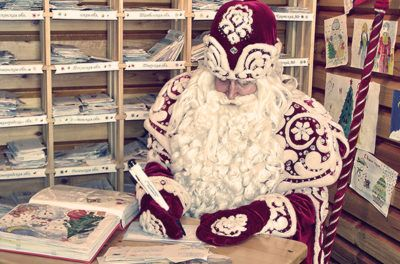 ответ от Деда Мороза