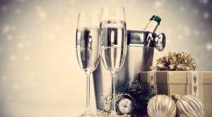 всретить Новый год необычно