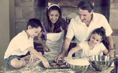 семейный вечер совместная готовка