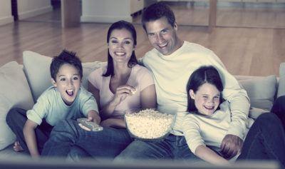 просмотр семейного кино