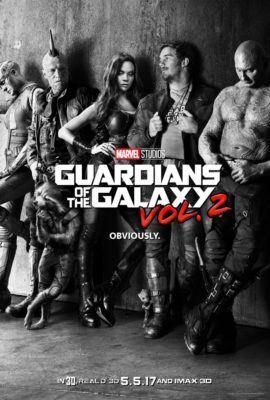 постер Стражи Галактики - 2