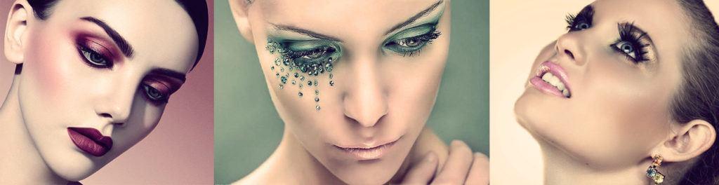 макияж на новый год петуха