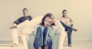 Как развод родителей может повлиять на ребёнка