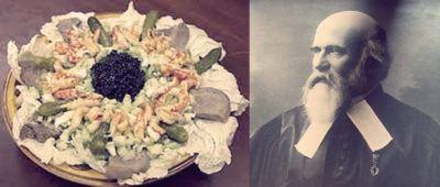 люсьен оливье и оригинальный салат