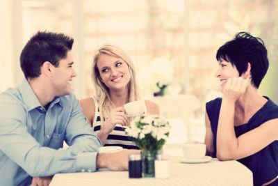 семейные отношения зятя и тещи
