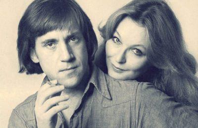 Марина Влади и Высоцкий