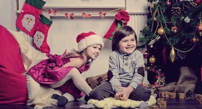детские развлечения на Новый год