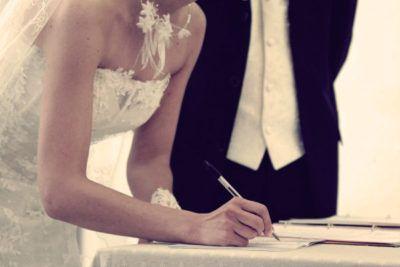 как перейти из гражданского брака в официальный