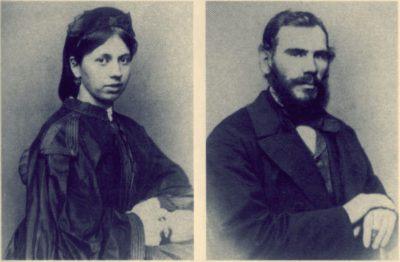 Лев Толстой и София