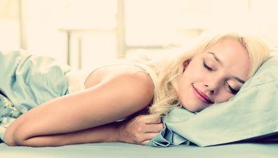 похудение с помощью сна