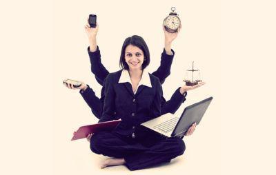 как работающей женщине все успеть