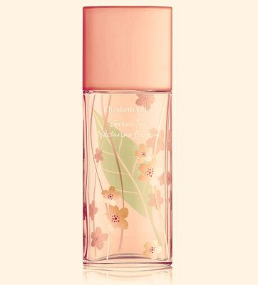 Green Tea Nectarine Blossom новинки женской парфюмерии