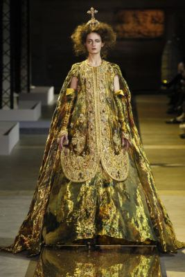 Париж неделя моды ss 2017 GUO PEI