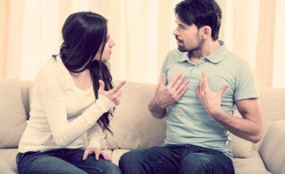 зависимость у мужчины конфликт с женой