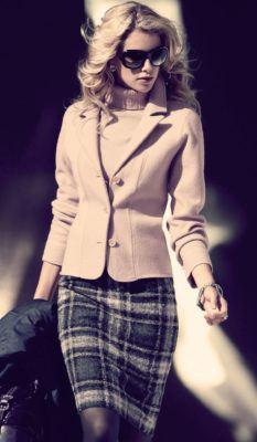 Правила составления гардероба деловой женщины