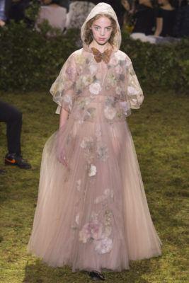 Christian Dior, неделя высокой моды, Париж, 2017