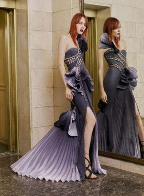 Atelier Versace, ВЕСНА-ЛЕТО 2017 / COUTURE / НЕДЕЛЯ МОДЫ: ПАРИЖ