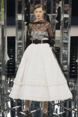 Chanel, неделя моды в Париже SS 2017