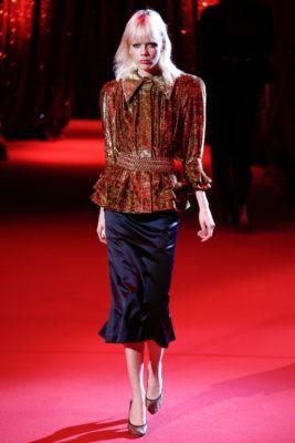 Париж неделя моды ss 2017 Ульяна Сергеенко