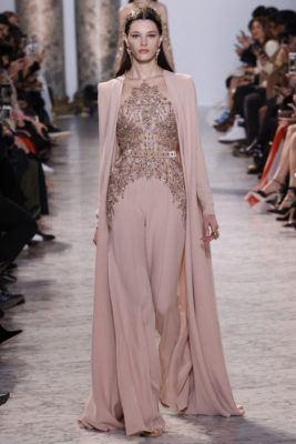 Париж неделя моды ss 2017 ELIE SAAB