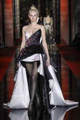 Париж неделя моды ss 2017 Zuhair Murad