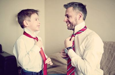 уроки стиля - галстук