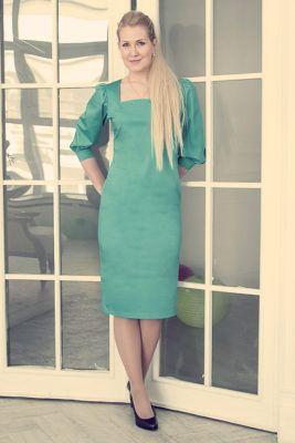 Как правильно выбрать платье для офиса
