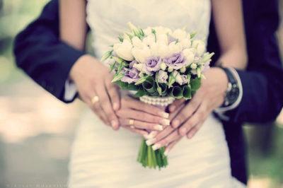 свадебный букет самостоятельно