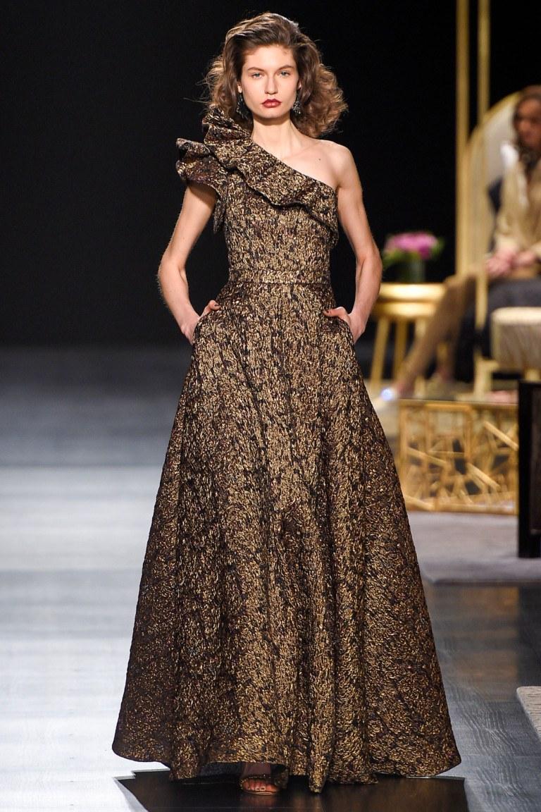 Вечерние платья 2017-2018 мода