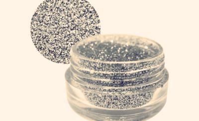 Металлический пигмент для зеркального маникюра