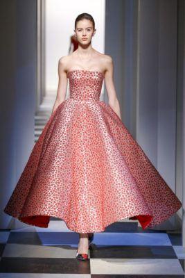 Oscar de la Renta Fashion Week FW 2017/2018