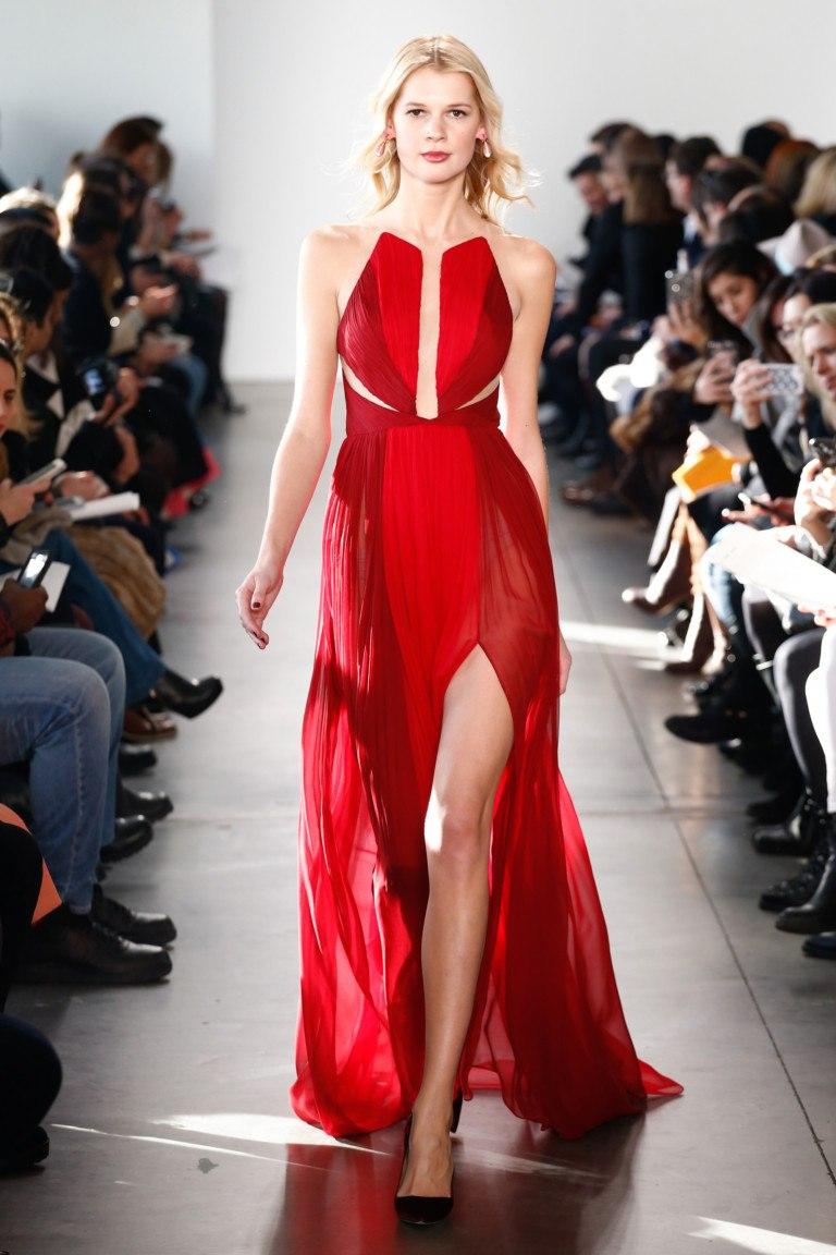 Модные красивые платья 2017-2018