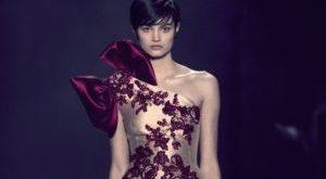 самые красивые платья на неделе моды в нью-йорке