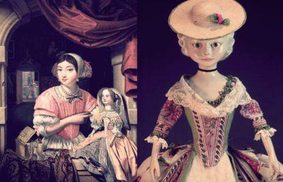 кукла пандрора