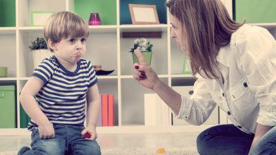 Как правильно воспитывать детей: наказывать ребенка