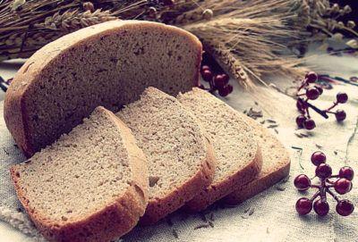 домашний хлеб во время диеты