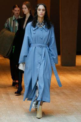 Показ коллекции Céline - A/W 2017/2018 Ready-To-Wear