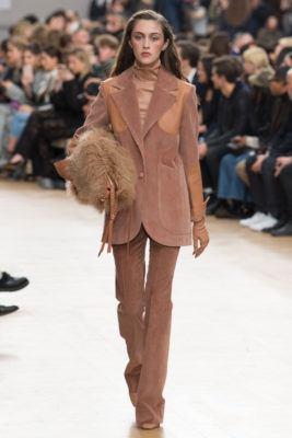 Показ коллекции Nina Ricci - A/W 2017/2018 Ready-To-Wear